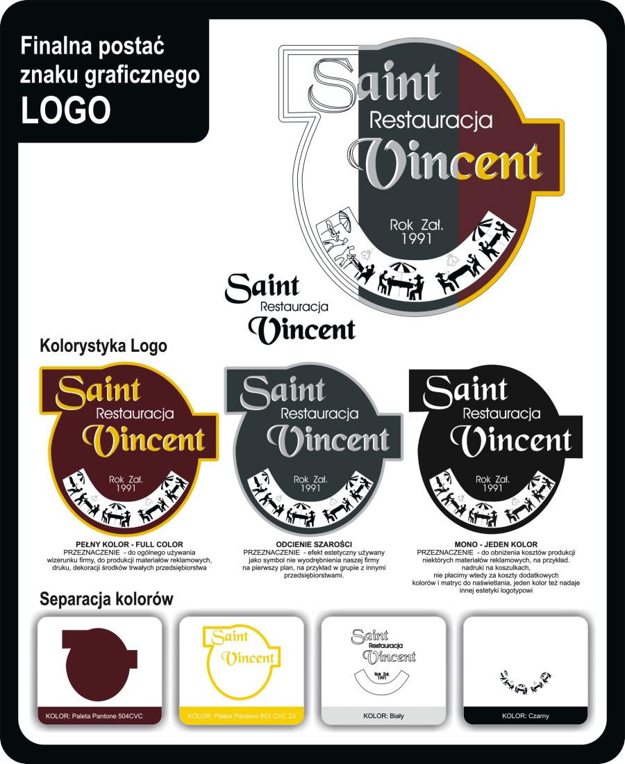 postać logo logotypu projektu graficznego